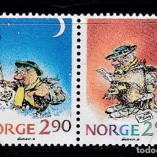 Sellos: NAVIDAD169 NORUEGA 1988 NUEVO ** MNH. Lote 194215382