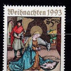 Timbres: NAVIDAD227 AUSTRIA 1993 NUEVO ** MNH . Lote 197688216