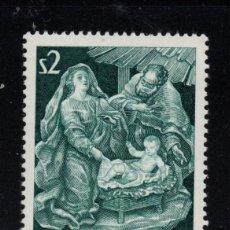 Sellos: AUSTRIA 981** - AÑO 1963 - NAVIDAD. Lote 297391363