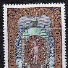 Timbres: NAVIDAD278 AUSTRIA 1995 NUEVO ** MNH. Lote 198137088