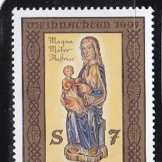 Timbres: NAVIDAD323 AUSTRIA 1997 NUEVO ** MNH. Lote 198164568