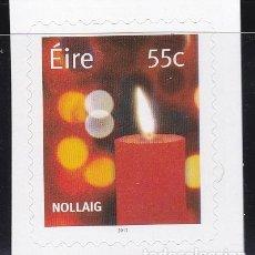 Sellos: NAVIDAD349 IRLANDA 2012 NUEVO ** MNH FACIAL. Lote 198251126