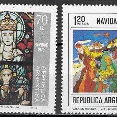 Sellos: ARGENTINA Nº 960 AL 961 (**). Lote 277411343