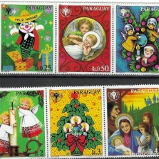 Francobolli: PARAGUAY Nº 1897 AL 1902 (**). Lote 226904610