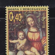 Timbres: NAVIDAD450 BOSNIA 2002 NUEVO ** MNH . Lote 198660118