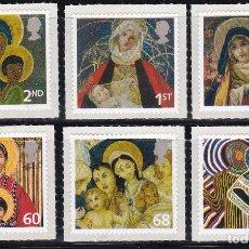 Selos: NAVIDAD531 INGLATERRA 2005 NUEVO ** MNH FACIAL. Lote 199303068