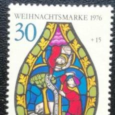 Sellos: 1976. BERLÍN-ALEMANIA. 495. NAVIDAD. SERIE COMPLETA. NUEVO.. Lote 199773805