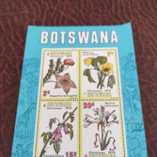 Sellos: BOTSWANA NAVIDAD 1974. Lote 203479921