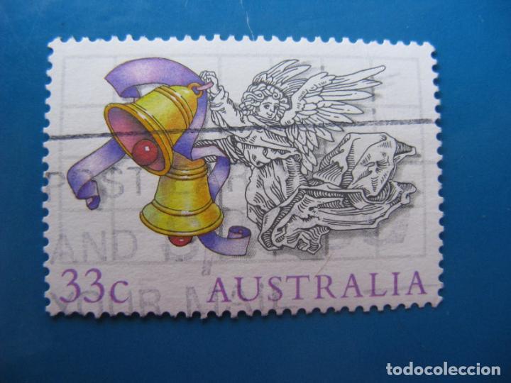 +AUSTRALIA 1985, NAVIDAD, YVERT 928 (Sellos - Temáticas - Navidad)