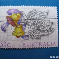 Sellos: +AUSTRALIA 1985, NAVIDAD, YVERT 928. Lote 205659017