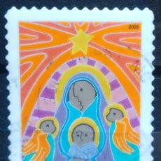 Sellos: AUSTRALIA NAVIDAD SELLO USADO. Lote 209249337