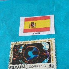 Sellos: ESPAÑA NAVIDAD 1990. Lote 212706573