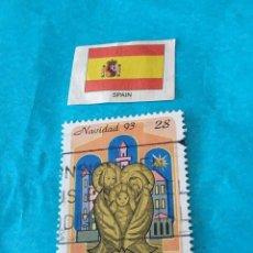 Sellos: ESPAÑA NAVIDAD 1993. Lote 212710138