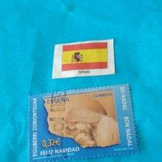 Sellos: ESPAÑA NAVIDAD 2009. Lote 212722496