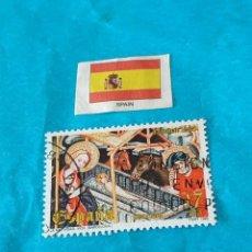 Sellos: ESPAÑA NAVIDAD 1985. Lote 212780083