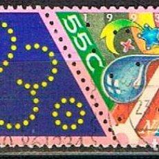 Sellos: HOLANDA IVERT Nº 1459, NAVIDAD 1993, USADO CON VIÑETA. Lote 213253421