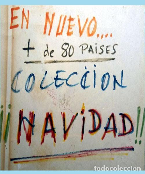 Sellos: RESTO COLECCION TEMA NAVIDAD CON 135 SERIES EN ESTUCHES CON HOJAS BLOQUE Y MAS DE 70 PAISES. LUJO. - Foto 11 - 218257202