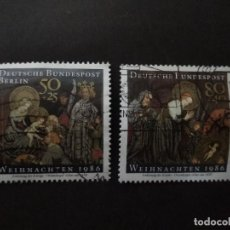 Sellos: ALEMANIA 1986. CHRISTMAS 1986 YT:DE 1135 YT:DE-BE 730,. Lote 226922880