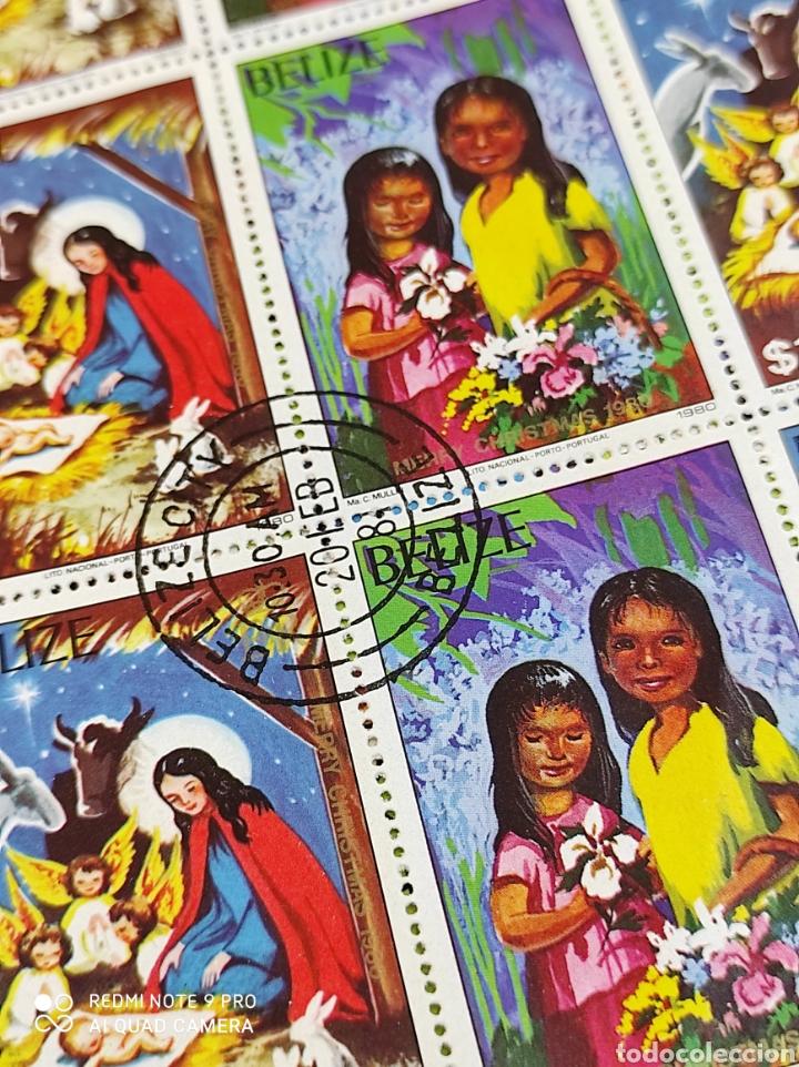 Sellos: Sellos postales de BELICE. Navidad del 80 - Foto 9 - 243552300