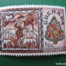 Sellos: *GRENADA, 1977, NAVIDAD. Lote 243916730