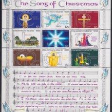 Sellos: F-EX22569 CHRISTMAS IS MNH 1978 CHRISTMAS NAVIDAD. MUSIC ART NÖEL DRAWING.. Lote 244621550