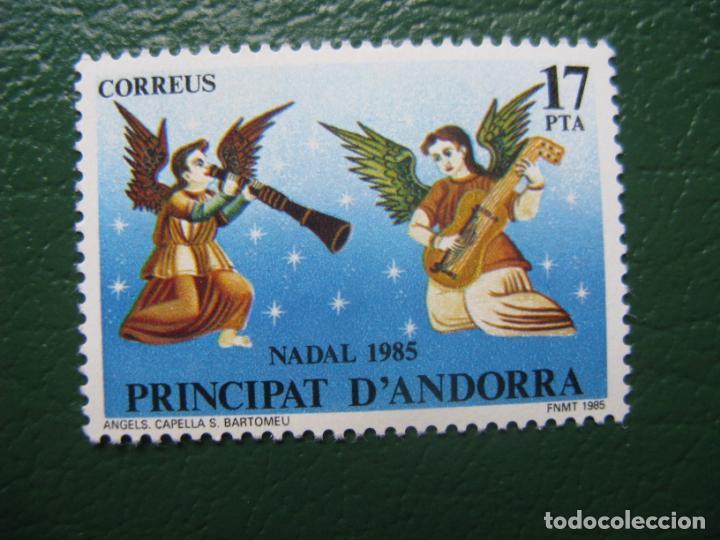 +ANDORRA, 1985, NAVIDAD, EDIFIL 189 (Sellos - Temáticas - Navidad)