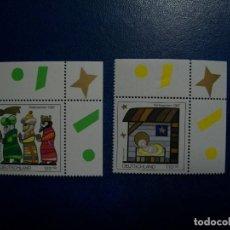 Timbres: LIQUIDACION-ALEMANIA-1997-SERIE COMPLETA EN NUEVO(**MNH)-NAVIDAD. Lote 254057350