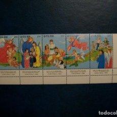 Timbres: LIQUIDACION-PALAU-1990-SERIE COMPLETA EN NUEVO(**MNH)-NAVIDAD. Lote 254222465