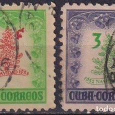 Sellos: ⚡ DISCOUNT CUBA 1952 CHRISTMAS U - CHRISTMAS. Lote 255640950