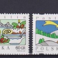 Sellos: ⚡ DISCOUNT POLAND 1997 CHRISTMAS MNH - CHRISTMAS. Lote 262867105