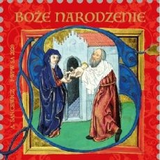Sellos: ⚡ DISCOUNT POLAND 2020 CHRISTMAS MNH - RELIGION, CHRISTMAS. Lote 262870045