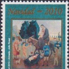 Sellos: ⚡ DISCOUNT URUGUAY 2010 CHRISTMAS MNH - CHRISTMAS. Lote 262872290