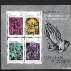 Timbres: ISLA CAIMAN Nº HB 12 (**). Lote 264248196