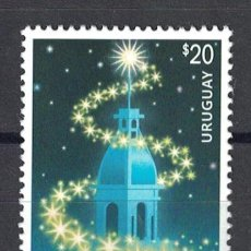 Sellos: ⚡ DISCOUNT URUGUAY 2017 CHRISTMAS 2017 MNH - NEW YEAR. Lote 266256488