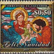 Sellos: ⚡ DISCOUNT SALVADOR 2017 CHRISTMAS MNH - CHRISTMAS. Lote 267408204