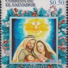 Sellos: ⚡ DISCOUNT SALVADOR 2019 CHRISTMAS MNH - CHRISTMAS. Lote 267408394