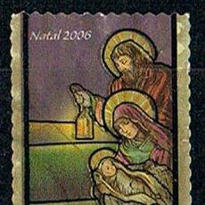 Sellos: BRASIL Nº 3489, NAVIDAD 2006, USADO. Lote 267626799