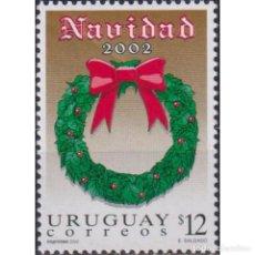 Sellos: ⚡ DISCOUNT URUGUAY 2002 CHRISTMAS MNH - CHRISTMAS. Lote 270389643