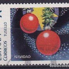 Sellos: ESPAÑA TUSELLO NAVIDAD BOLAS. Lote 270902118