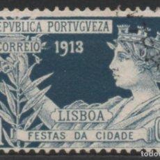 Timbres: PORTUGAL 1913 LISBOA IESTAS DE LA CIUDAD SELLO USADO * LEER DESCRIPCION. Lote 271883168