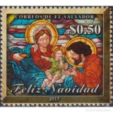 Sellos: ⚡ DISCOUNT SALVADOR 2017 CHRISTMAS MNH - CHRISTMAS. Lote 274795108