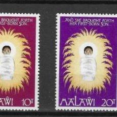 Francobolli: MALAWI Nº 279 AL 282 (**). Lote 277038833