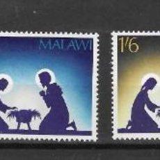 Francobolli: MALAWI Nº 76 AL 79 (**). Lote 277041598