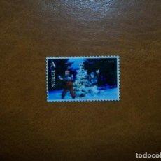 """Sellos: /25.07/-NORUEGA-2006-TARIFA""""A""""(6,50 K.)Y&T 1539 EN USADO/º/-NAVIDAD. Lote 277266448"""