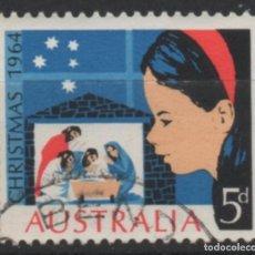 Sellos: AUSTRALIA 1964 NAVIDAD SELLO USADO * LEER DESCRIPCION. Lote 278274438