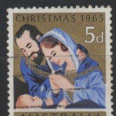 Sellos: AUSTRALIA 1965 NAVIDAD SELLO USADO * LEER DESCRIPCION. Lote 278274478
