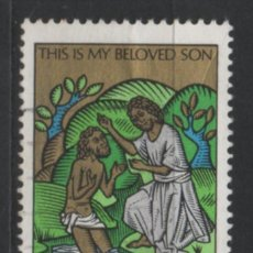 Sellos: AUSTRALIA 1973 NAVIDAD SELLO USADO * LEER DESCRIPCION. Lote 278274538
