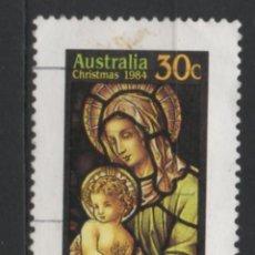 Sellos: AUSTRALIA 1984 NAVIDAD SELLO USADO * LEER DESCRIPCION. Lote 278274668