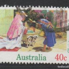 Sellos: AUSTRALIA 1992 NAVIDAD SELLO USADO * LEER DESCRIPCION. Lote 278274728