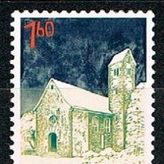 Sellos: LIECHTENSTEIN IVERT Nº 991, NAVIDAD 1992, CAPILLA DE SAN MAMERTO, NUEVO ***. Lote 278600998